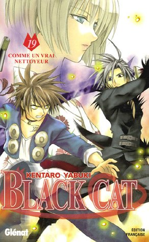 Black Cat - Tome 19