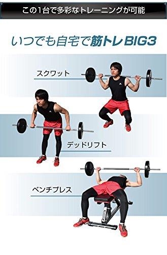 YouTen(ユーテン)ダンベル10kg20kg25kg30kg×2個セットバーベルホームジムトレーニング筋トレトレーニング(ブラックバーベル60kg)
