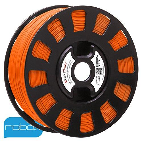 ROBOX RBX-ABS-FFOR1 ABS TitanX Orange - (Consumables  3D Printer Consumables)