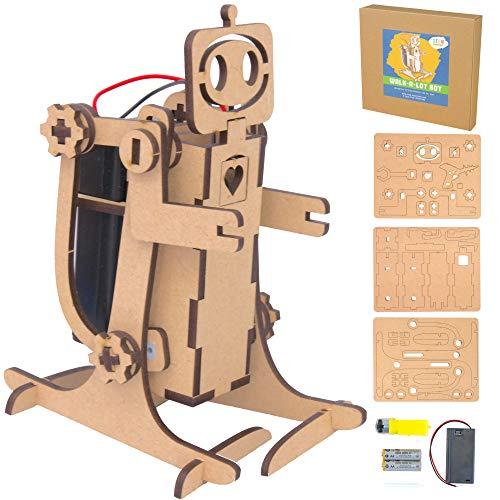 Walk-a-Lot Bot