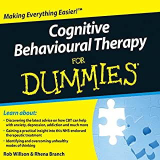 Cognitive Behavioural Therapy For Dummies Audiobook audiobook cover art