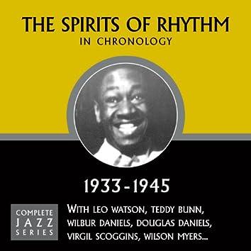 Complete Jazz Series 1933 - 1945