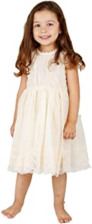 Best ivory and blush flower girl dresses Reviews