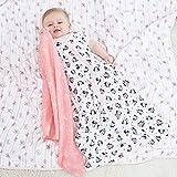 aden + anais Essential - Saco de dormir (1 tog, 0 a 6 meses), diseño de Minnie...