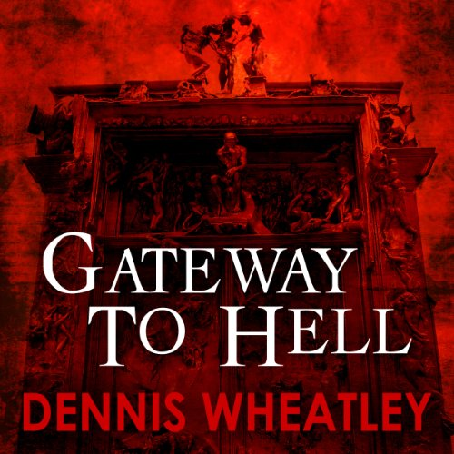 Gateway to Hell audiobook cover art
