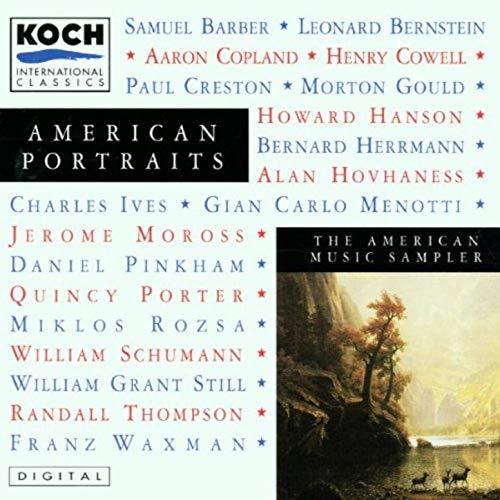 'American Portraits' - Koch International Classics Sampler Of American Music