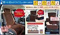 車 自動車 自家用車 カバー シート ドライブシート 便利 寒い 冬 ぽかぽか あたたか あったか 暖か 温か 車内 快適 ドライブ 特殊構造 運転 助手席