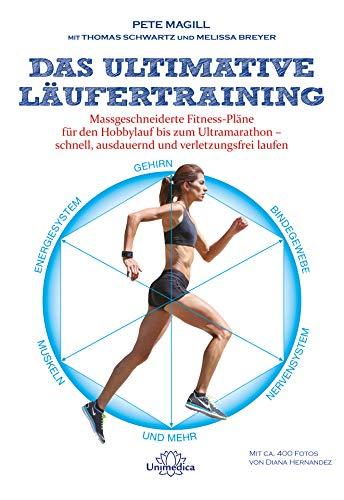 Das ultimative Läufertraining: Massgeschneiderte Fitness-Pläne für den Hobbylauf bis zum Ultramarathon – schnell, ausdauernd und verletzungsfrei laufen