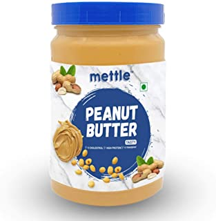Swasthum Mettle Peanut Butter Tasty Classic (Regular) 907g (Gluten Free / Non-GMO, Vegan)