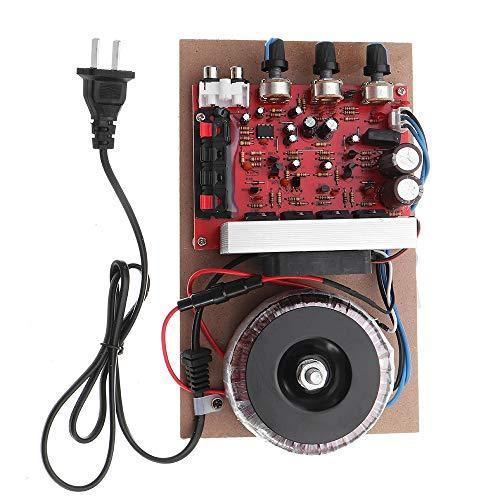 WANGJUN Efecto 200W 220V de Alta Potencia del Amplificador de transistores de Campo Frontal y Posterior Etapa Junta Amplificador de Potencia de Alta fidelidad