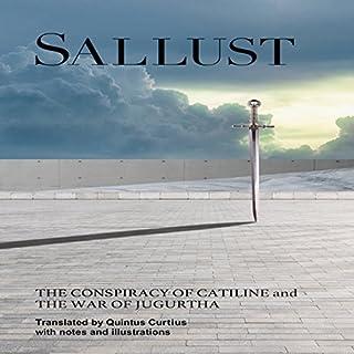Sallust audiobook cover art