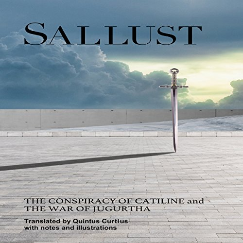 Sallust audiobook cover art