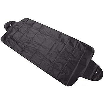 Couverture Pare-Brise Voiture Hiver Protecteur Pare Brise Pare-Soleil Anti Givre Couverture de Glace Rameng