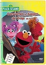 CANCIONES Y JUEGOS DE VIAJE DE ELMO-PLAZA SESAMO
