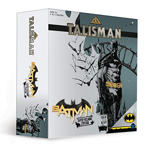USAopoly Talisman: Batman Super-Villains Edition - EN