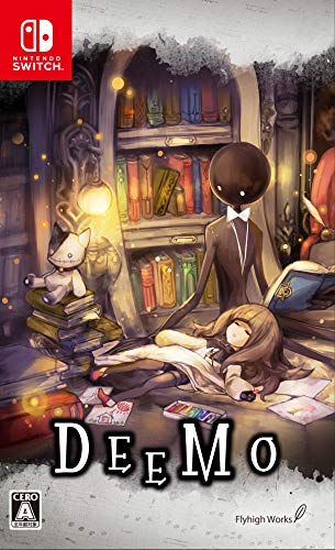Flyhigh Works DEEMO NINTENDO SWITCH JAPANESE IMPORT REGION FREE [video game]