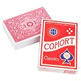Ellusionist Cohort Classic Playing Card Deck – Clásico diseño de 1930