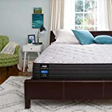 Sealy Response Performance 13-Inch Plush Pillow Top Mattress, Full, White