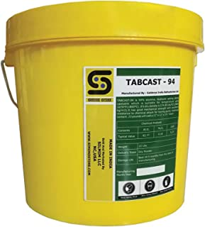 94% Alumina Dense Castable Refractory Cement 22 Lbs.