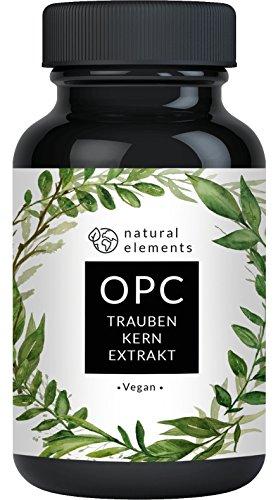 natural elements OPC Traubenkernextrakt Bild