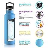 Zoom IMG-1 kollykolla bottiglia termica acqua in