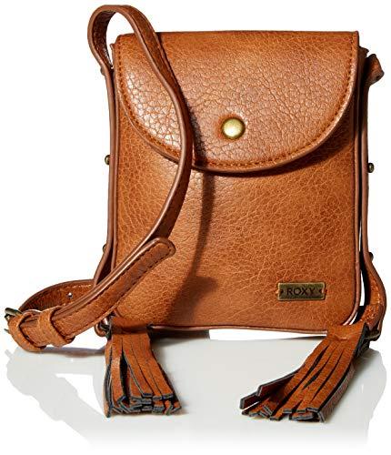 Roxy Women's Friday Feeling Mini Wallet Purse, Camel, 1SZ