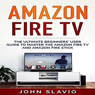 Amazon Fire TV audiobook cover art