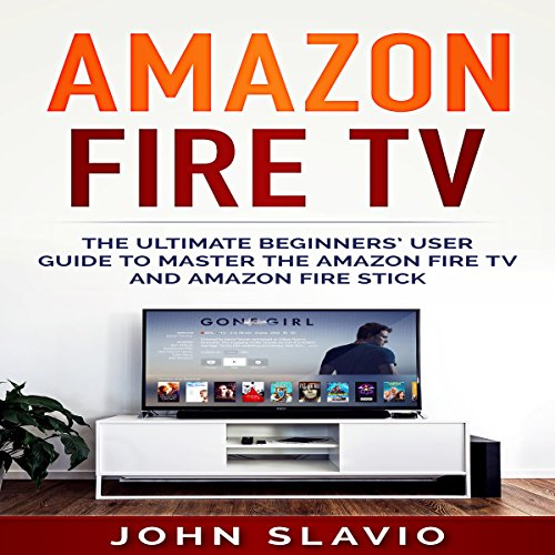 Amazon Fire TV audiobook cover art