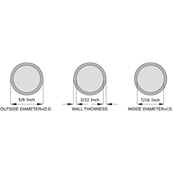 Pack of 5 8 mm 1//8 Pack of 5 Tube to Pipe Push-to-Connect and NPT Branch Tee 1//8 Glass Reinforced Nylon 6.6 Parker W372PLP-8M-2-pk5 Composite Push-to-Connect Fitting