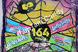 TamTam Christmas Candy Value Bag – SweeTARTS Originals, SweeTARTS Chewy, Laffy Taffy 3.12 LBs