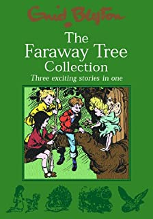 The Enchanted Wood Collection: Three Exciting Stories in One