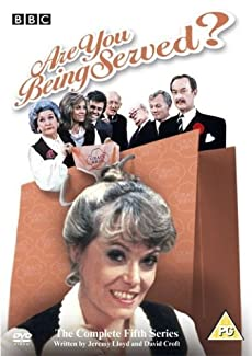 Are You Being Served? - The Complete Fifth Series