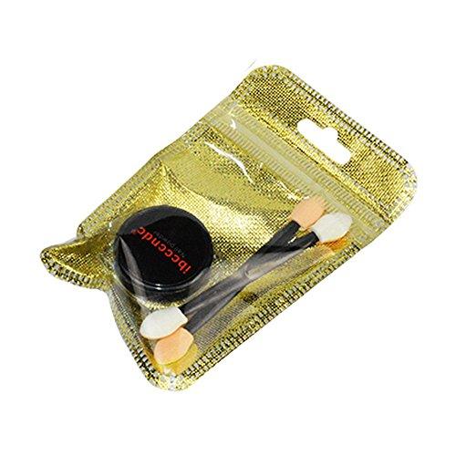 Sunenjoy Femmes Miroir Poudre Effet Chrome Pigment des Ongles Gel Polonais DIY Nail Art Argent Magique Durable Électrodéposer Poudre de Métal