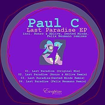Last Paradise EP