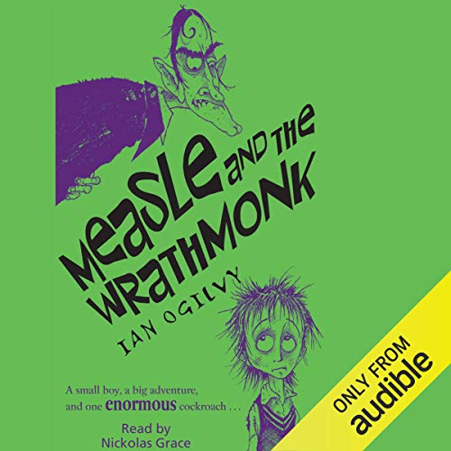 Measle and the Wrathmonk cover art
