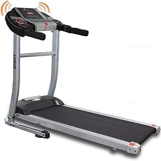 CENTURFIT Caminadora Eléctrica 1.75 HP Aparato de Ejercicio Walk Cardio Gym Gimnasio Casa Bluetooth Portátil Pantalla Led ...