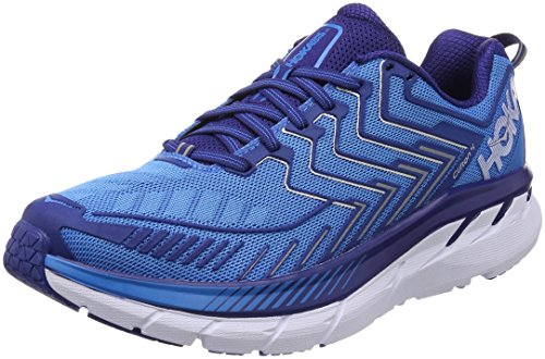 Hoka Basket Running Clifton 4 Homme Diva Blue - 44 2/3