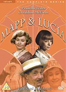 Mapp & Lucia - The Complete Series