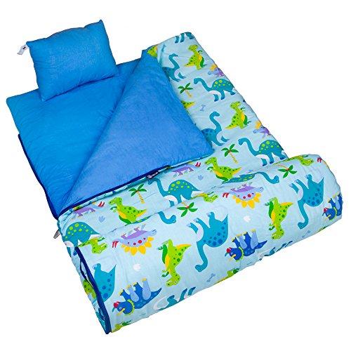 Wildkin Kinder Schlafsäcke, Dinosaurier-Design
