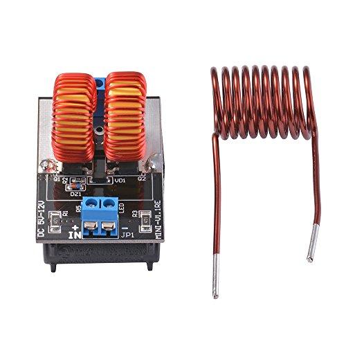 igo3D 5 V-12 V 120 W ZVS inductie verwarming power supply module Tesla Jacob's Ladder Drive met verwarming Coil