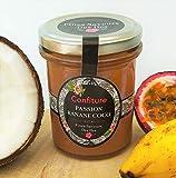 confiture passion banane coco