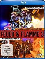 Feuer und Flamme - Mit Feuerwehrmaennern im Einsatz - Staffel 3