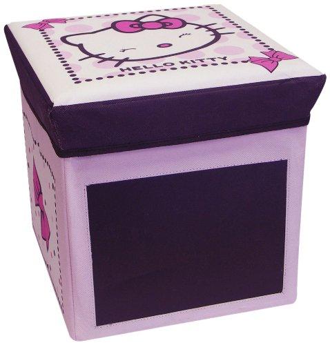 FUN HOUSE - 004610 - Ameublement et Décoration - Rangement Ardoise - Hello Kitty