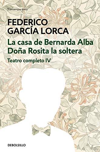 Teatro completo IV (lorca) [Lingua spagnola]: 4