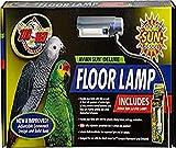 Zoo Med Labs Aviansun Deluxe Floor Lamp with Aviansun
