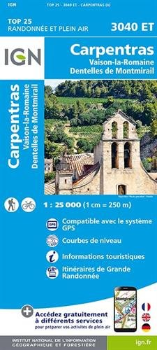 Image Of3040ET CARPENTRAS VAISON LA ROMAINE
