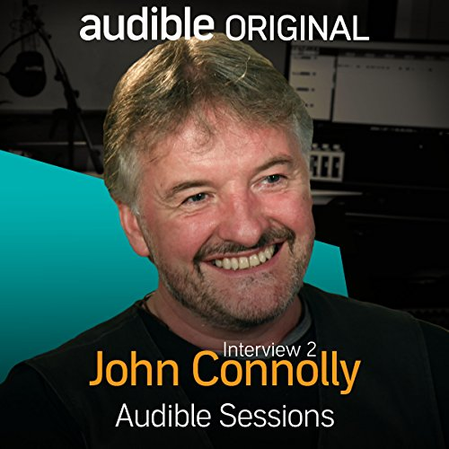 John Connolly - September 2017 audiobook cover art