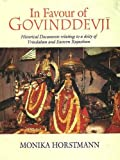 In Favour of Govinddevji: Historical Documents Relating to a Deity of Vrindaban & Eastern Rajasthan