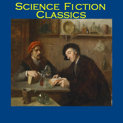 Science Fiction Classics audiobook cover art