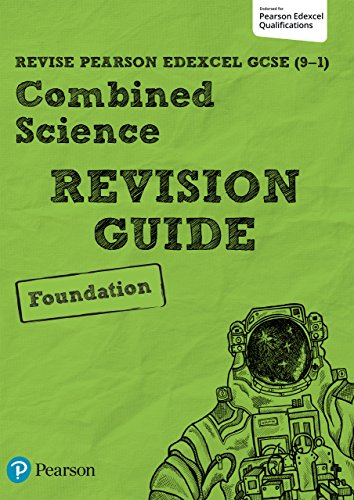 Revise Edexcel GCSE 2016 Combined Science Foundation Revision Guide (Revise Edexcel GCSE Science 16) Kindle Edition